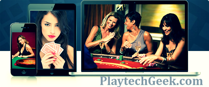 Playtech casino formats