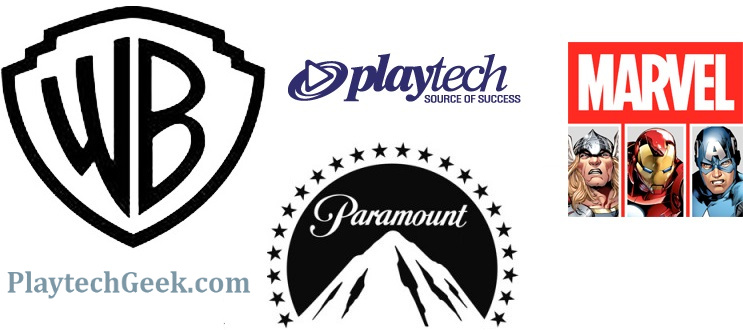 Playtech movie studios deals