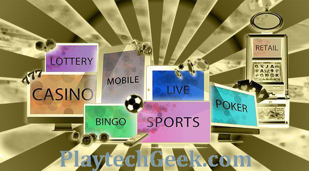 Playtech gaming products