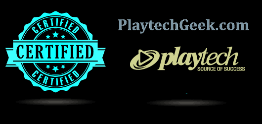 certification system of Playtech
